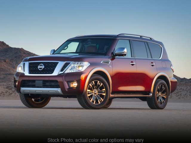 2018 Nissan Armada 4d SUV AWD SL at Graham Auto Group near Mansfield, OH