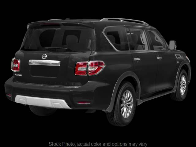 Used 2018  Nissan Armada 4d SUV AWD SV at Graham Auto Group near Mansfield, OH