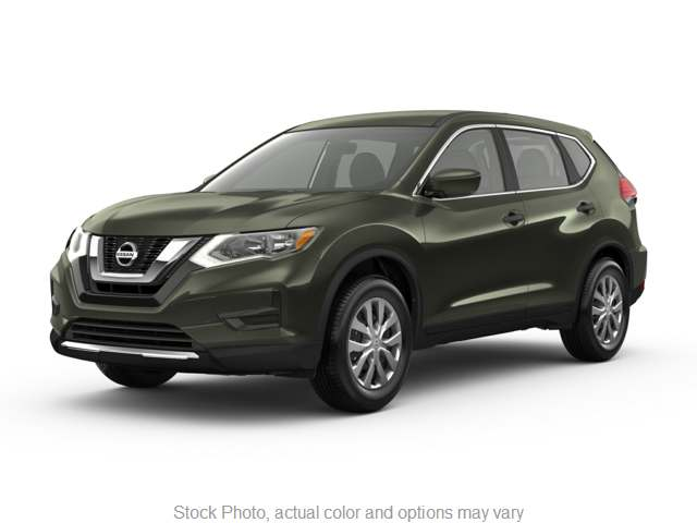 2017 Nissan Rogue 4d SUV FWD S at Pekin Auto Loan near Pekin, IL