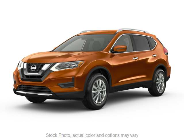 2017 Nissan Rogue 4d SUV FWD SV at Nissan of Paris near Paris, TN
