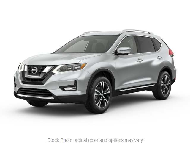 2017 Nissan Rogue 4d SUV FWD SL at Carl Hogan Honda near Columbus, MS