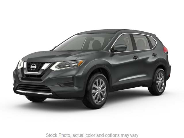 2017 Nissan Rogue 4d SUV AWD S at Nissan of Paris near Paris, TN