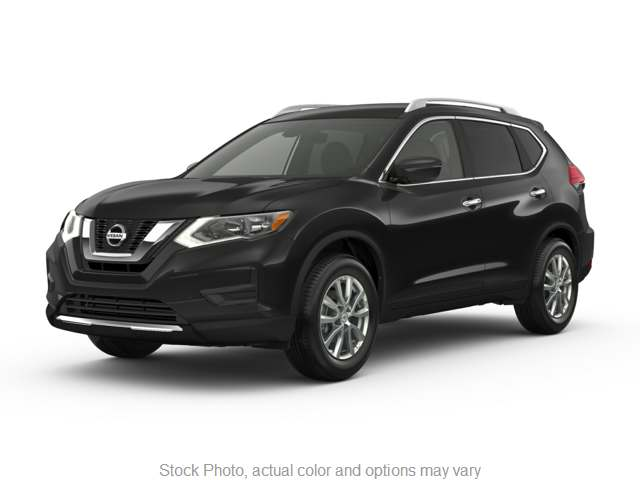 2017 Nissan Rogue 4d SUV AWD SV at Oxendale Auto Center near Prescott Valley, AZ