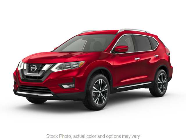 2017 Nissan Rogue 4d SUV AWD SL at Graham Auto Group near Mansfield, OH