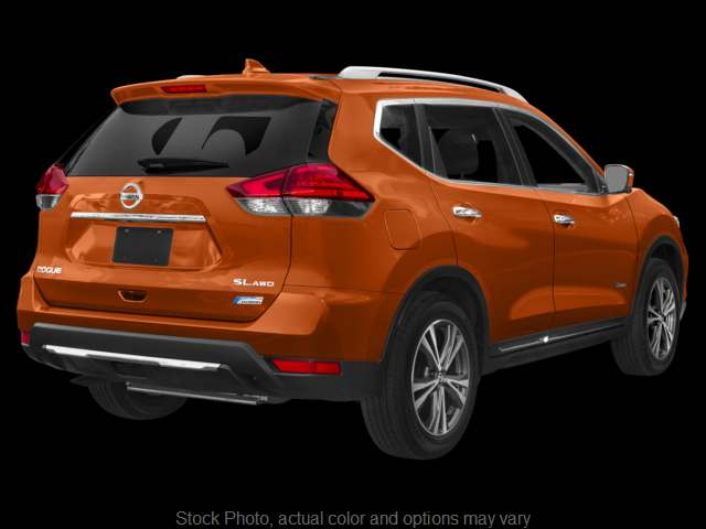 New 2018  Nissan Rogue Hybrid 4d SUV FWD SL at Kona Nissan near Kailua Kona, HI
