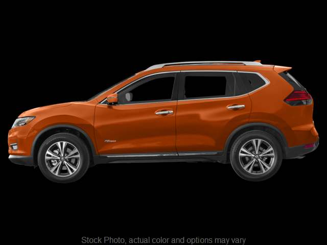New 2018  Nissan Rogue Hybrid 4d SUV FWD SV at Kona Nissan near Kailua Kona, HI
