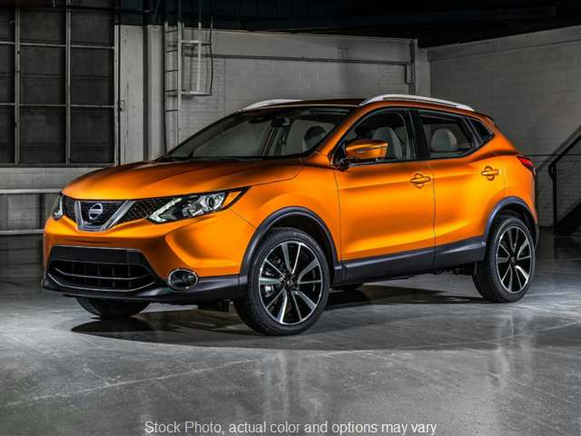 2018 Nissan Rogue Sport 4d SUV AWD SV at Oxendale Auto Center near Prescott Valley, AZ