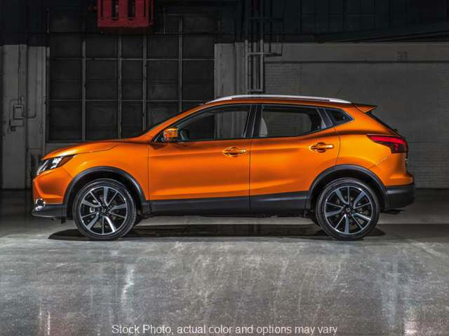 New 2019  Nissan Rogue Sport 4d SUV FWD SV at Kona Nissan near Kailua Kona, HI