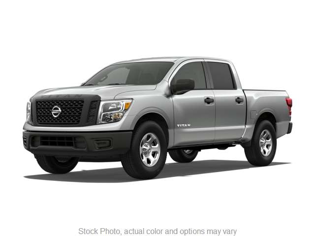 Used 2017  Nissan Titan 2WD Crew Cab S at The Gilstrap Family Dealerships near Easley, SC