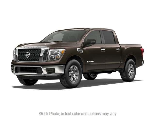 2017 Nissan Titan 2WD Crew Cab SV at VA Cars of Tri-Cities near Hopewell, VA