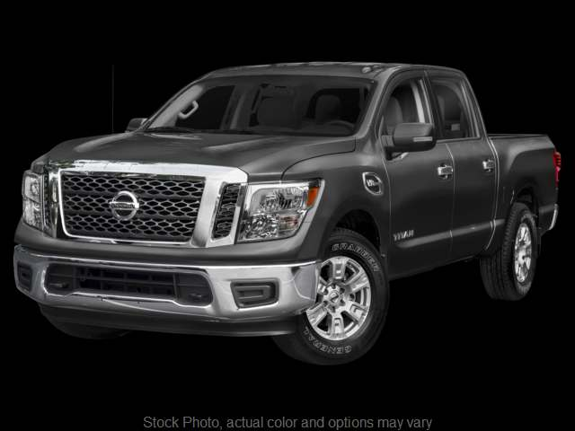 New 2019  Nissan Titan 4WD Crew Cab SV at Kona Auto Center near Kailua Kona, HI