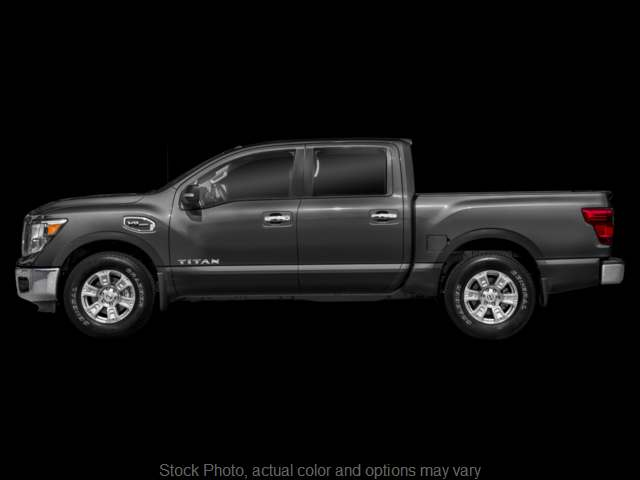 Used 2017  Nissan Titan 4WD Crew Cab SV at Oxendale Auto Outlet near Winslow, AZ