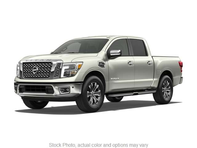 2017 Nissan Titan 2WD Crew Cab SL at The Gilstrap Family Dealerships near Easley, SC