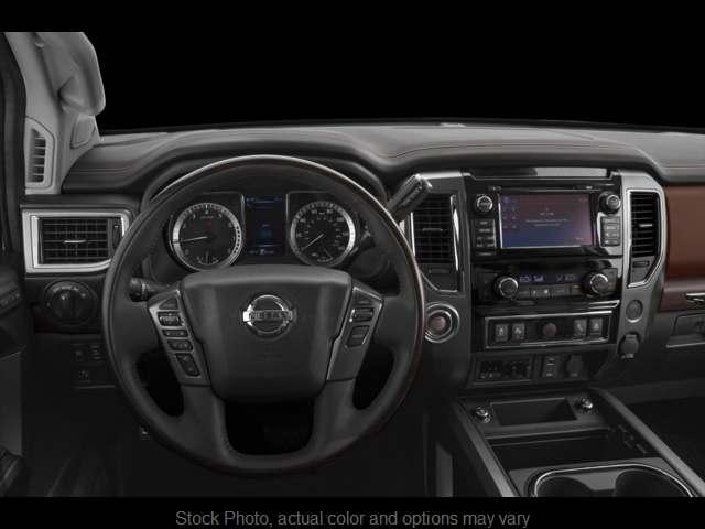 Used 2018  Nissan Titan 4WD Crew Cab Platinum Reserve at Kama'aina Nissan near Hilo, HI