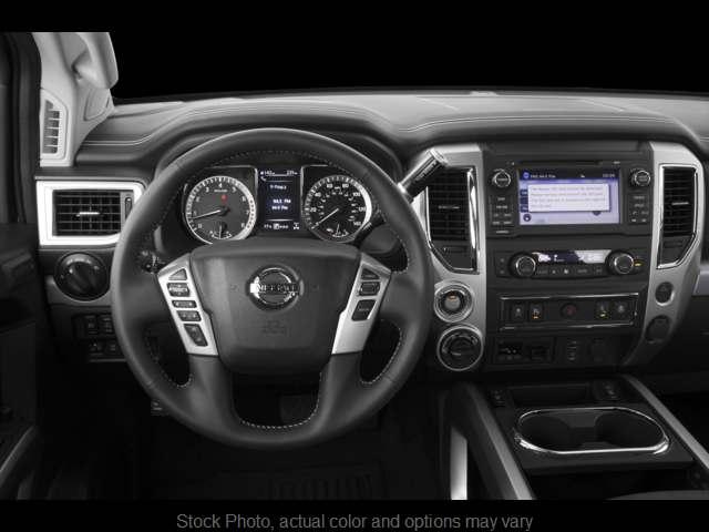 New 2019  Nissan Titan 4WD Crew Cab PRO-4X at Kona Nissan near Kailua Kona, HI