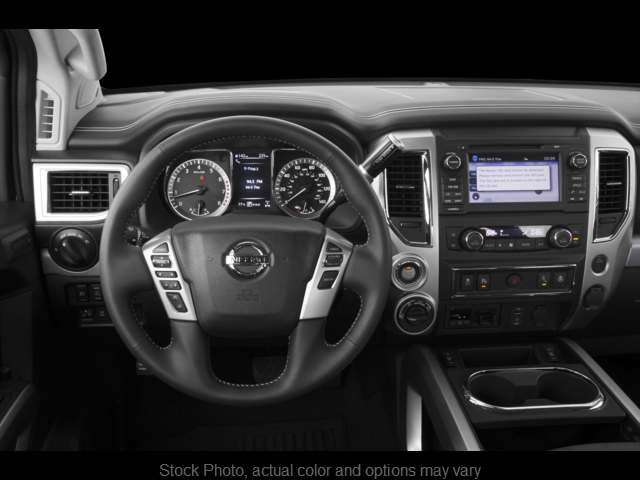 New 2018  Nissan Titan 4WD Crew Cab PRO-4X at Kama'aina Nissan near Hilo, HI