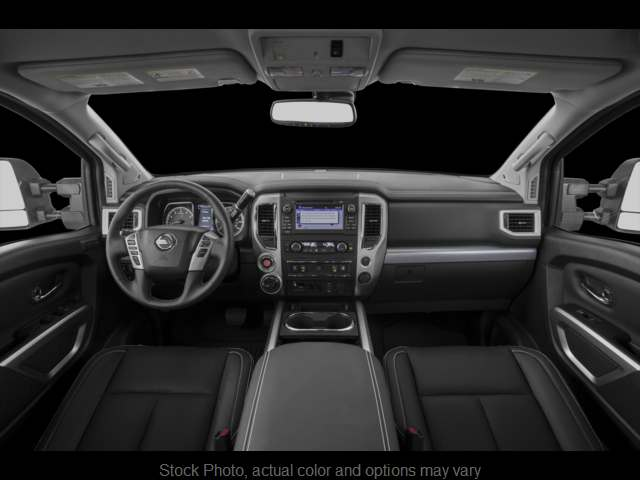 New 2019  Nissan Titan 4WD Crew Cab PRO-4X at Kona Auto Center near Kailua Kona, HI
