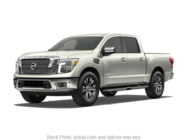 Used 2017  Nissan Titan 4WD Crew Cab SL at Al West Nissan near Rolla, MO