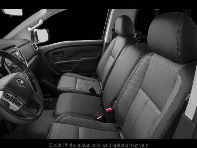 New 2017  Nissan Titan 4WD Single Cab SV at Kona Nissan near Kailua Kona, HI