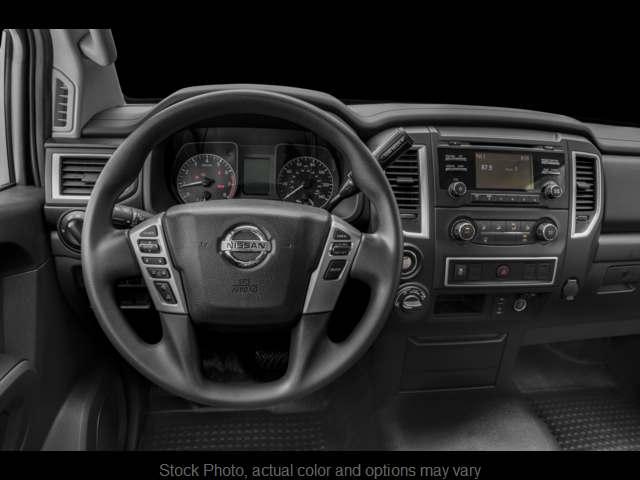 New 2019  Nissan Titan XD 4WD Crew Cab S Diesel at Kona Auto Center near Kailua Kona, HI