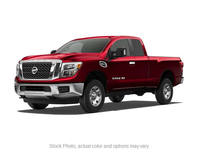 New 2018 Nissan Titan XD 4WD King Cab SV at Kama'aina Nissan near Hilo, HI