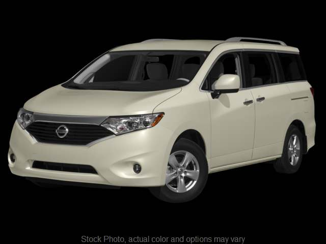 Used 2017  Nissan Quest 4d Wagon SV at Bobb Suzuki near Columbus, OH