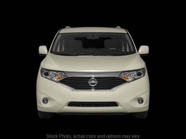Used 2017  Nissan Quest 4d Wagon SV at Graham Auto Group near Mansfield, OH
