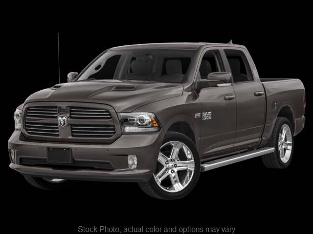 Used 2017 Ram 1500 4WD Crew Cab Night at VA Trucks near Henrico, VA