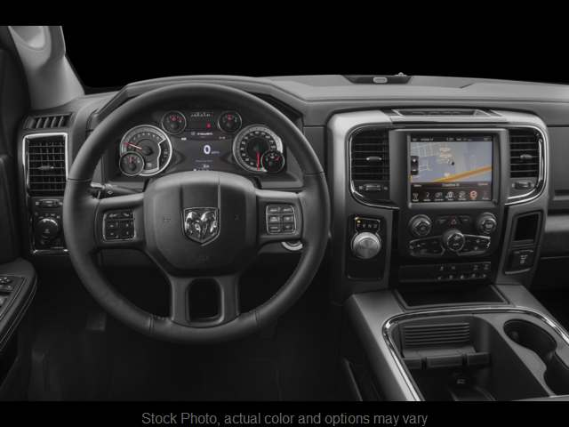 Used 2017  Ram 1500 4WD Crew Cab Night at VA Cars of Tri-Cities near Hopewell, VA