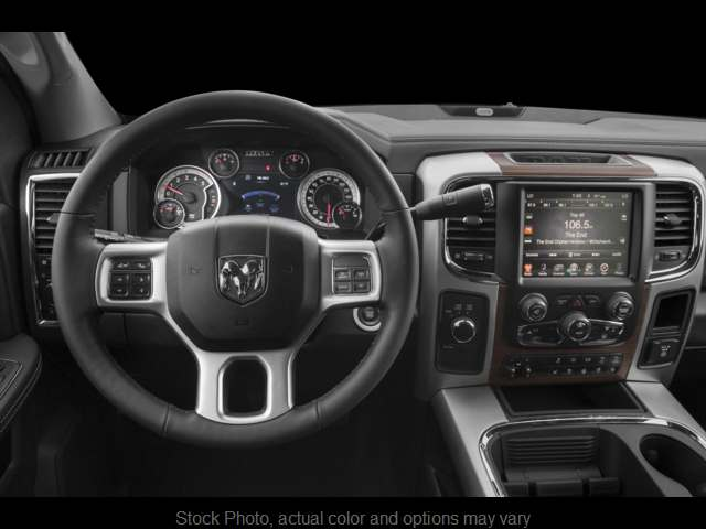 Used 2017  Ram 3500 4WD Mega Cab Laramie at Ubersox Used Car Superstore near Monroe, WI