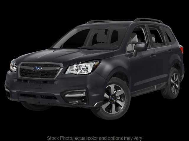 2017 Subaru Forester 4d SUV 2.5i Premium CVT at Ramsey Motor Company - North Lot near Harrison, AR