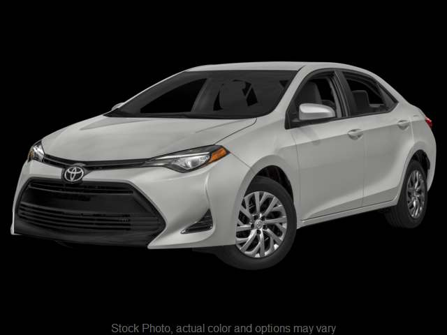 2017 Toyota Corolla 4d Sedan LE at C&H Auto Sales near Troy, AL