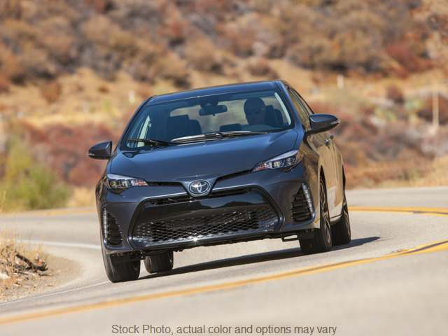 Used 2018  Toyota Corolla 4d Sedan SE CVT at The Gilstrap Family Dealerships near Easley, SC