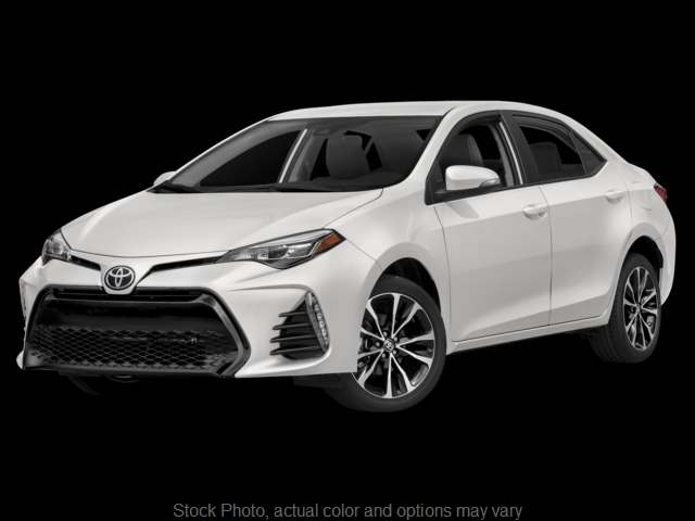 2017 Toyota Corolla 4d Sedan SE CVT at The Gilstrap Family Dealerships near Easley, SC