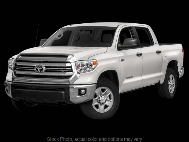 Used 2017  Toyota Tundra 4WD CrewMax SR5 5.7L FFV at Oxendale Auto Outlet near Winslow, AZ
