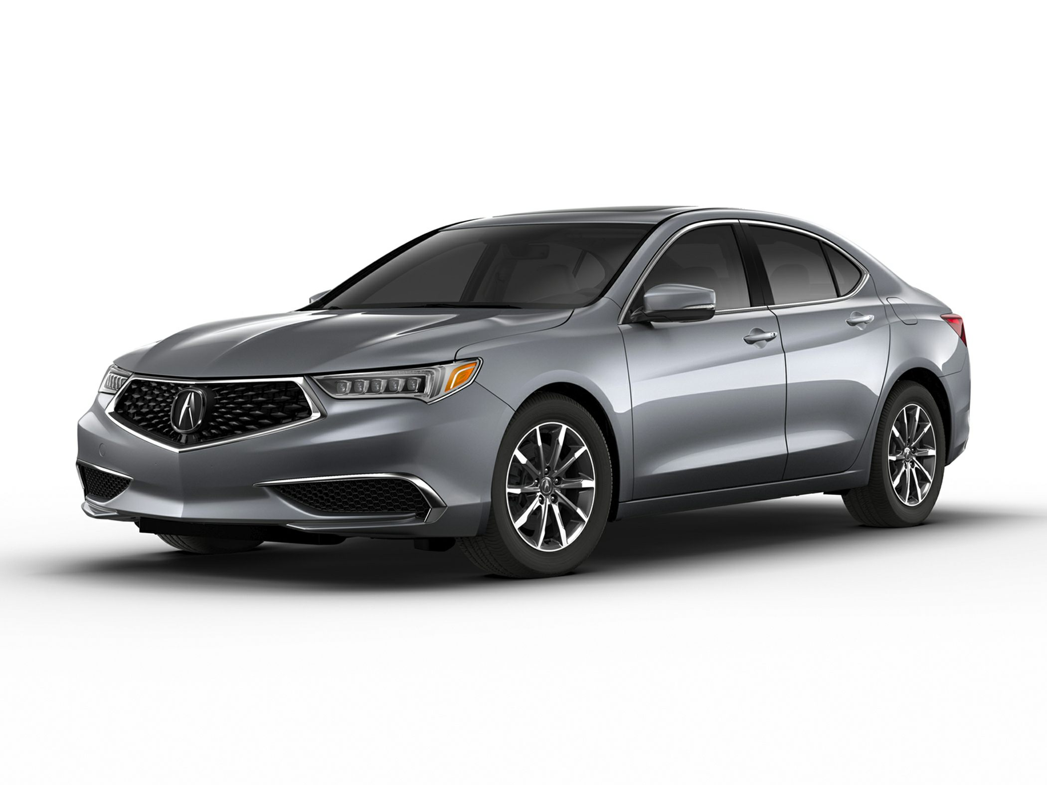 2018 acura tlx base dct