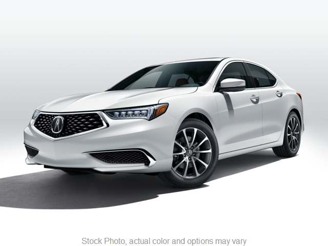 Used 2018  Acura TLX 4d Sedan FWD 3.5L at The Gilstrap Family Dealerships near Easley, SC