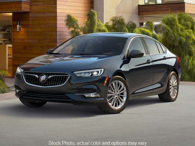2018 Buick Regal Sportback 4d Hatchback FWD Preferred at Sharpnack Auto Credit near Willard, OH