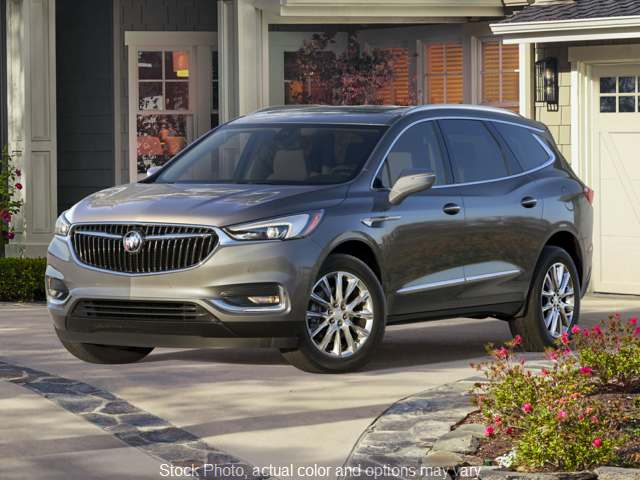 2018 Buick Enclave 4d SUV AWD Premium at Hallada Ford near Dodgeville, WI
