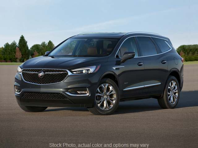 New 2020  Buick Enclave 4d SUV AWD Avenir at Charbonneau Car Center near Dickinson, ND