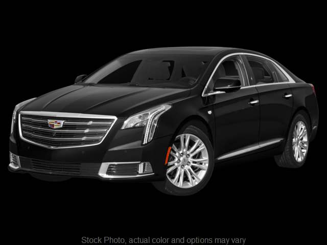 Used 2018  Cadillac XTS 4d Sedan FWD Luxury at Graham Auto Group near Mansfield, OH