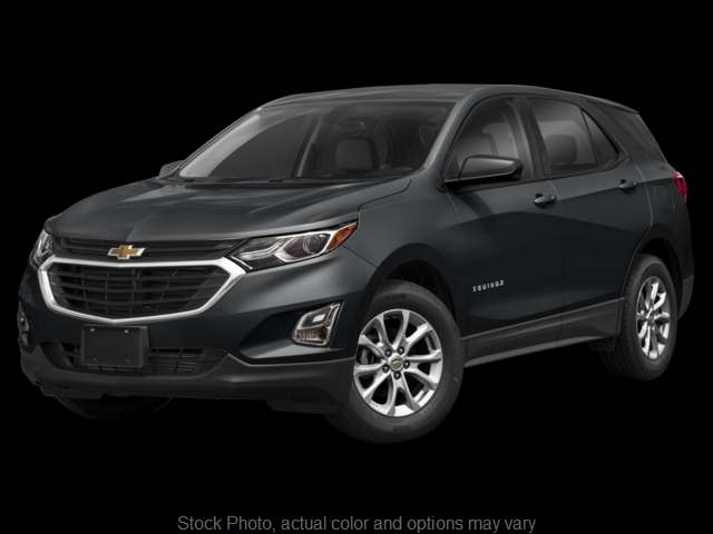 New 2019  Chevrolet Equinox 4d SUV FWD LS at Hometown Car Credit near Waverly, OH