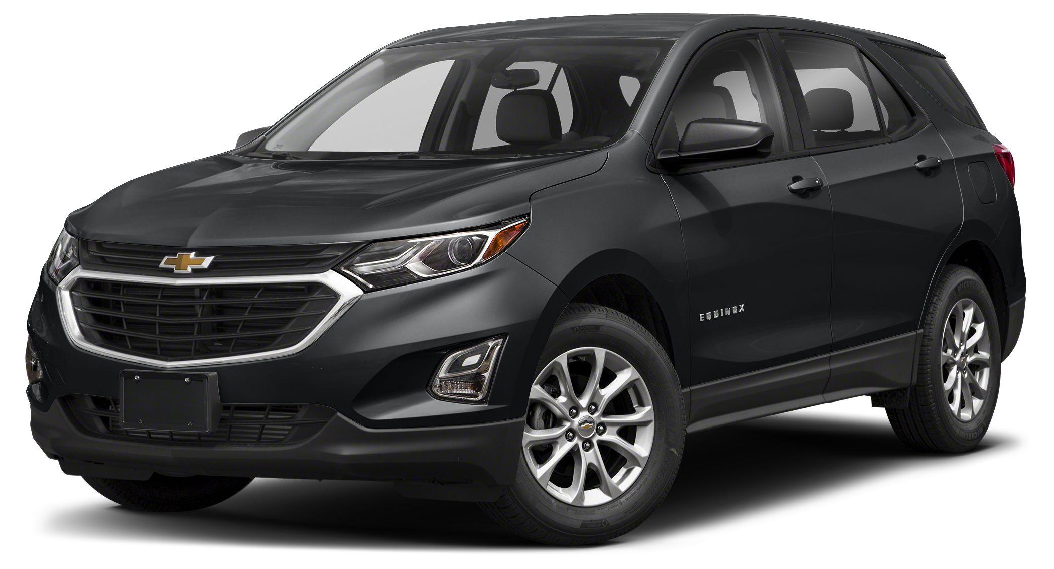 2020 Dodge Equinox LS