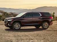New 2019  Chevrolet Traverse 4d SUV FWD LT Leather at Shields Auto Group near Rantoul, IL