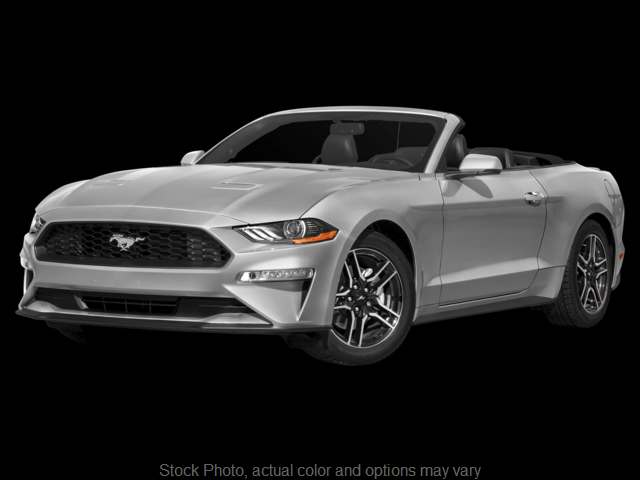 Used 2018  Ford Mustang 2d Convertible EcoBoost Premium at C&H Auto Sales near Troy, AL