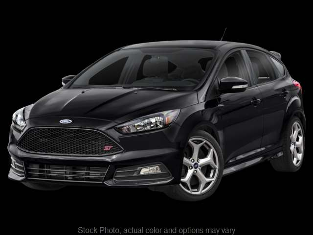 Used 2018  Ford Focus 4d Hatchback ST at Estle Auto Mart near Hamler, OH