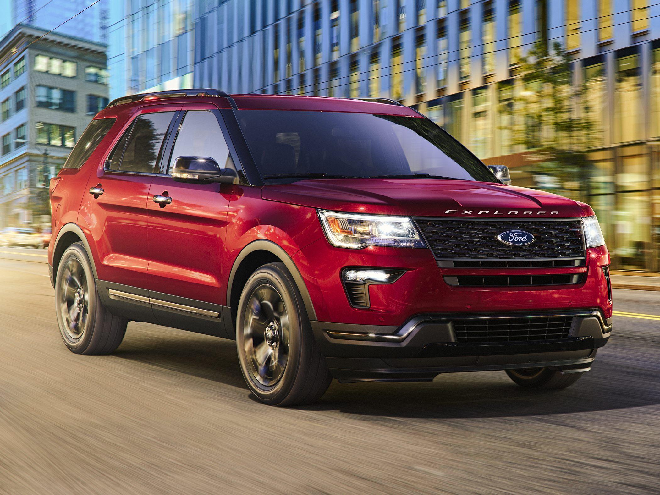 2018 Ford Explorer for sale in Unionville Markville Ford