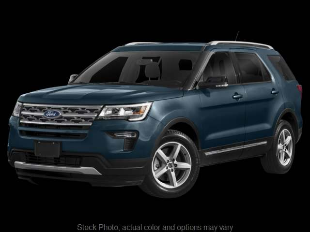 Used 2018  Ford Explorer 4d SUV FWD XLT at Maxx Loans USA near Saline, MI