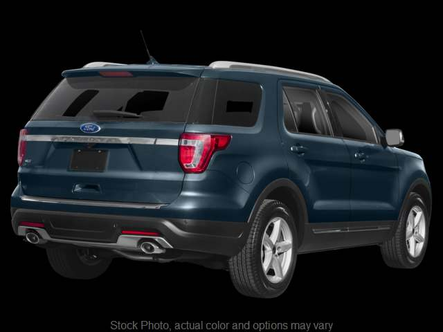 New 2019  Ford Explorer 4d SUV FWD XLT V6 at Sharpnack Auto Credit near Willard, OH