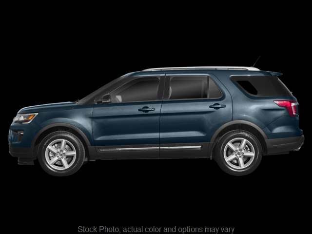 Used 2018  Ford Explorer 4d SUV 4WD Limited at Arnie's Ford near Wayne, NE